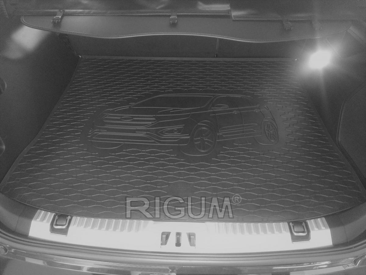 Vana do kufru gumová Ford Edge 2016-