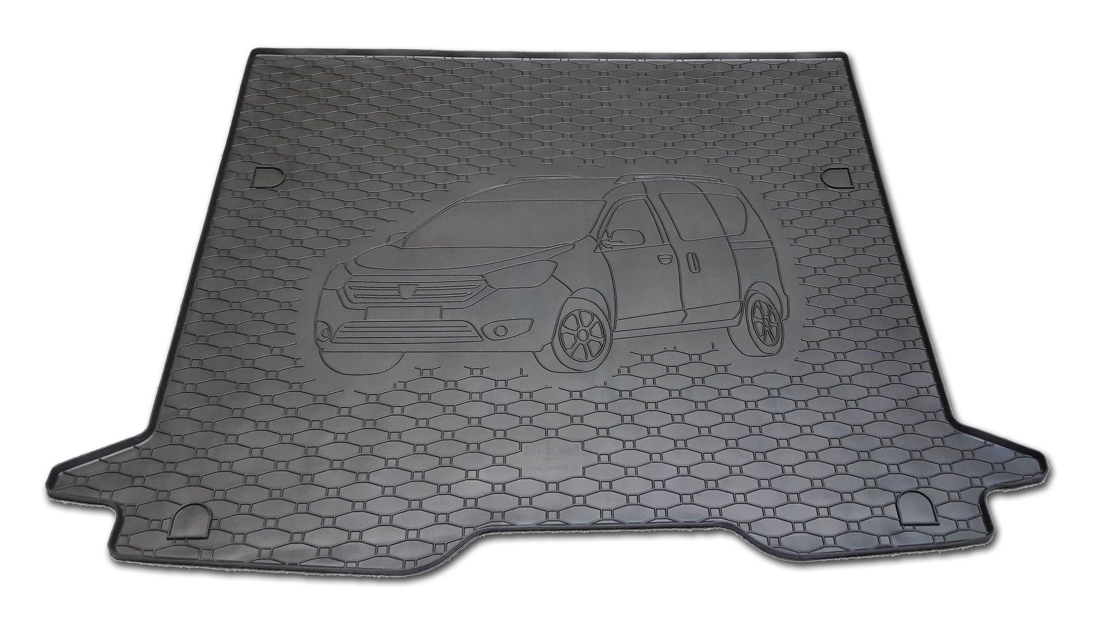 Vana do kufru gumová Dacia Dokker 2012-