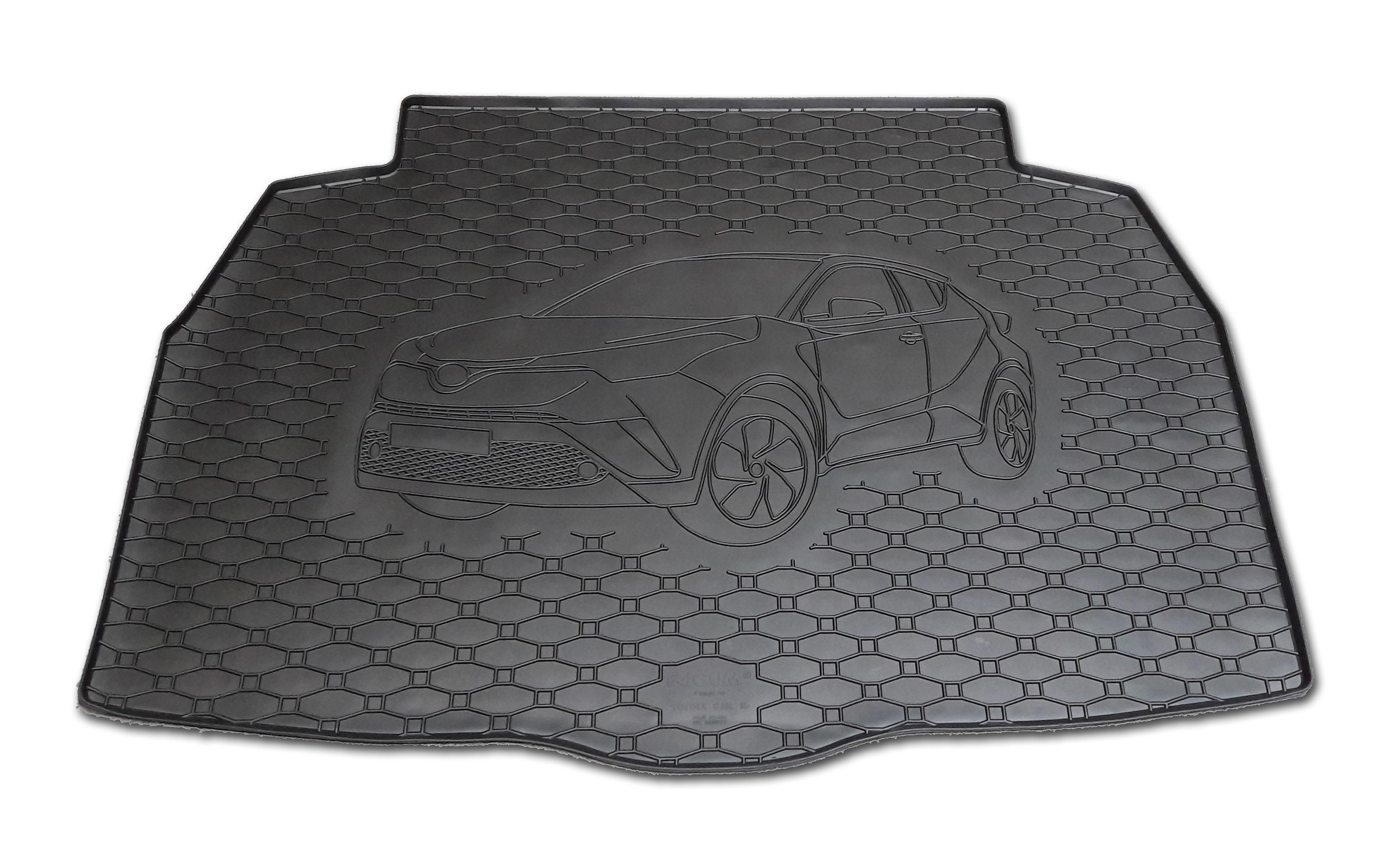 Vana do kufru gumová Toyota C-HR 2016- dolní poloha bez rezervy