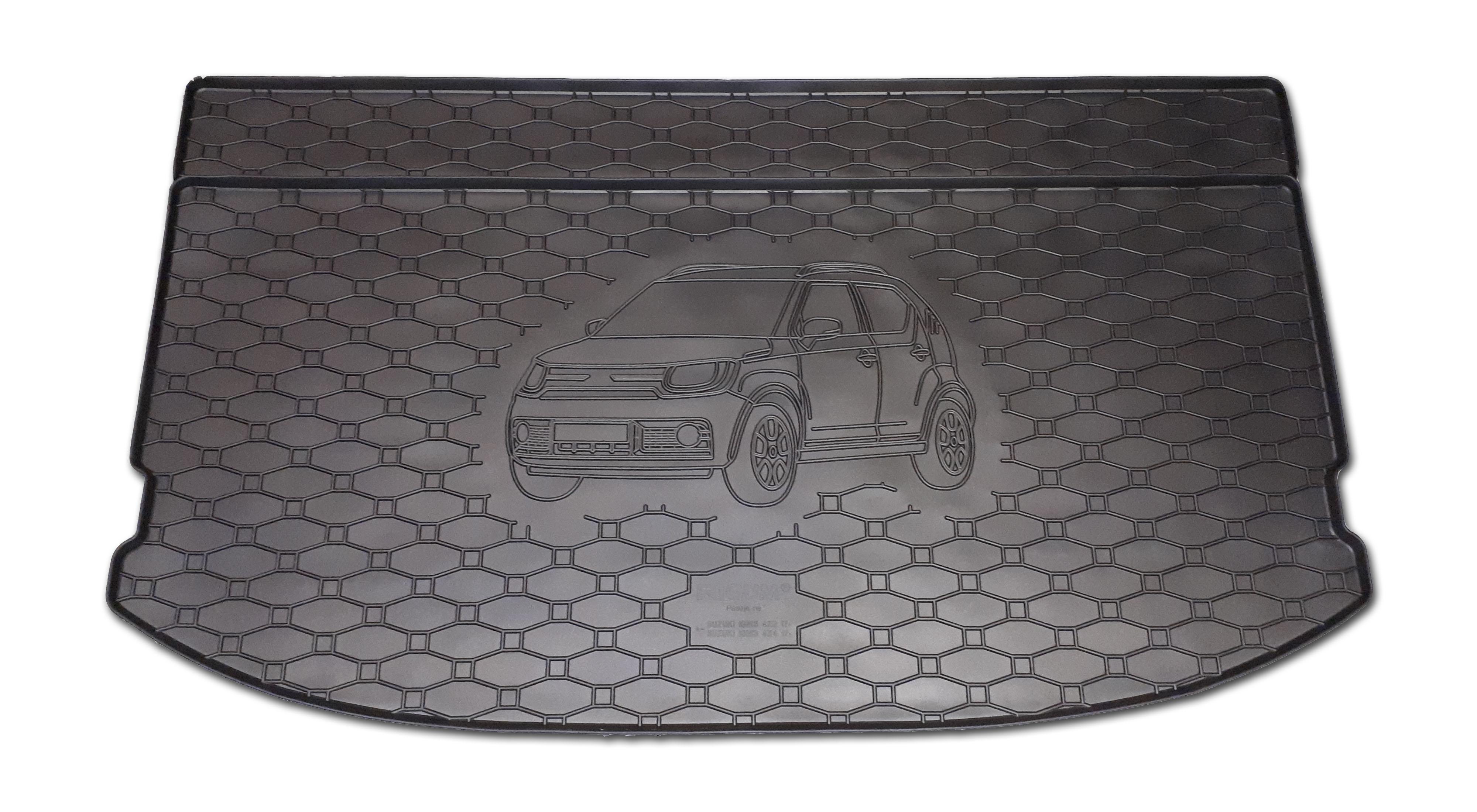 Vana do kufru gumová Suzuki Ignis 4x2 / 4x4 2017-